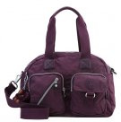 DEFEA - Borsa a mano - plum purple