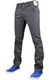 Jack South Pantaloni stretch da uomo, Slim Fit, chino, pantaloni a gamba dritta