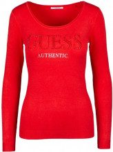 Guess Maglione Guess Rosso - EMILY SWTR - W91R58 Z2760