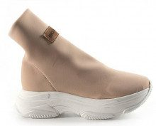 Biancoantico Sneakers Trendy donna rosa