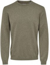 Only Maglione Only & Sons Verde - ALEX CREW NECK KNIT NOOS - 22006793