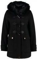 LUXE - Cappotto corto - black