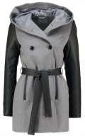 VMLENE RICH  - Cappotto corto - medium grey melange