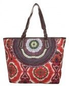 LACROIX FRIDA - Shopping bag - hueso