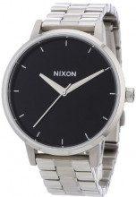 Nixon A099000-00 Orologio da Polso, Display Analogico, Donna, Cinturino in Acciaio Inossidabile