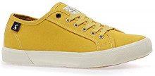 Joules Coast Pump, Sneaker Donna, Oro (Antique Gold Antgold), 39 EU