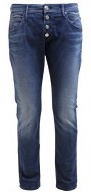 PILAR  - Jeans baggy - tinted blue