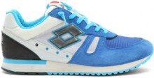 Sneakers da uomo Tokyo Shibuya blu e ghiaccio