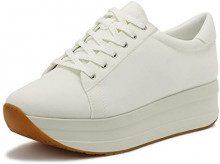 Vagabond Casey, Sneaker Donna, Bianco (White 01), 38 EU