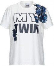 MY TWIN by TWINSET  - TOPWEAR - T-shirts - su YOOX.com