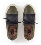 VANS AUTHENTIC - Sneakers basse - olive night/black
