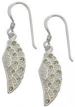 H. Gaventa Ltd - Orecchini pendenti da donna, argento sterling 925, cod. E-11709