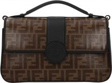 Borse a Mano Fendi double Donna Marrone