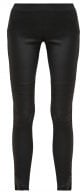 GLANETTA - Leggings - black