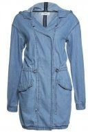 BERRY - Giacca di jeans - blue denim