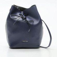 Calvin Klein Borsa Secchiello Rev  Navy  22x28x14 cm