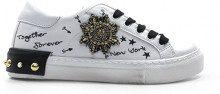 Easy Peasy Sneakers Trendy donna bianco