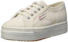 Superga 2790-COTJ Sneaker Bambina, Bianco (White 901) 31 EU
