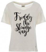 Freddy T-Shirt Bianco