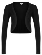 ASTRID - Cardigan - black deep