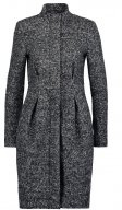YASANNA - Cappotto classico - medium grey melange