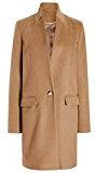 Anastasia Donna singolo pulsante smart Coat