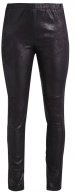 OLIVERA  - Leggings - black