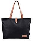 Douguyan Moda similpelle Grande borsa Uni Shopper Tote borsa tracolla ragazzo borsa delle signore borsa da viaggio E00251