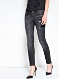 Motivi: jeans donna skinny in cotone stretch, lisature lunga le gambe