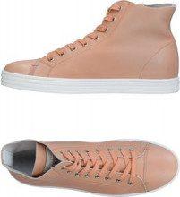 HOGAN REBEL - CALZATURE - Sneakers   Tennis shoes alte - su YOOX.com 2cde51b4a0e