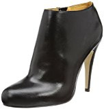 Buffalo London - 111-8510 Silk Leather, Stivali bassi con imbottitura leggera Donna