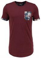 JORAUTUMN SLIM FIT - T-shirt con stampa - port royale