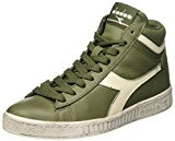 Diadora Game L High Waxed, Scarpe Low-Top Unisex-Adulto