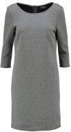VINAJA - Vestito di maglia - medium grey melange