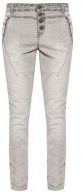 BARAN  - Jeans baggy - drizzle grey