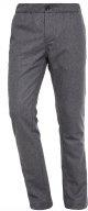 Pantaloni - dark grey melange