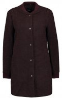 Giubbotto Bomber - dark burgundy