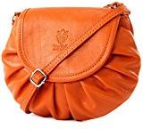 ModaModa-Italiana. Custodia in pelle borsa a tracolla borsa City Girl piccola borsa donna nappa pelle Mini T129