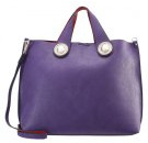 Shopping bag - purple red