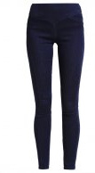 VMSUPREME - Jeans Skinny Fit - dark blue denim