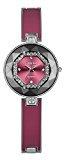Time100 Orologio Bracciale da Donna Decorato con I Diamanti Movimento al Quarzo Cinturino in Acciaio Inox