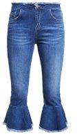 Jeans a zampa - denim mid