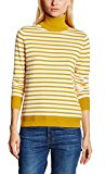 Tommy Hilfiger New Havera Roll-Nk Swtr, Felpa Donna