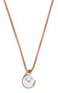AGNETHE - Collana - rosegold-coloured