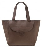 AGBA - Shopping bag - grey