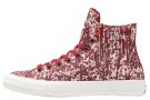 CHUCK TAYLOR ALL STAR II  - Sneakers alte - red block/buff/black