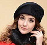 Vbiger Baschi e berretti cappello da Donna invernale Elegante Moda