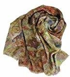 Glamour Girlz -  Sciarpa  - Donna Multicolore Multicolore