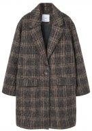 Cappotto classico - mink grey