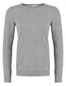 SLIM FIT - Maglione - dark grey melange